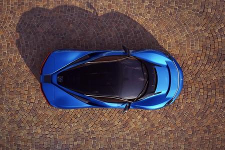 Pininfarina Battista Blu Iconica