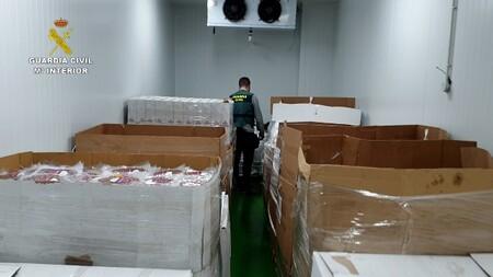 Operación loncha: la Guardia Civil investiga a varias empresas por vender a los supermercados DIA productos ibéricos que no lo eran