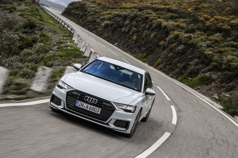 Foto de Audi A6 2018, toma de contacto (84/118)