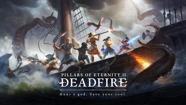 Pillars of Eternity II: Deadfire también llegará a PS4, Xbox One y Nintendo Switch este mismo año