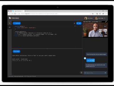 El Skype para entrevistar programadores se actualiza: nuevos lenguajes, llamadas grupales y más