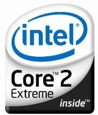 Intel Core 2 Extreme logo