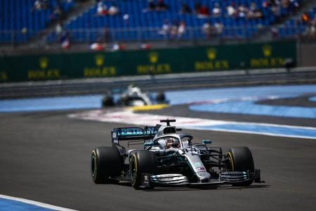 Hamilton Bottas Francia F1 2019 2