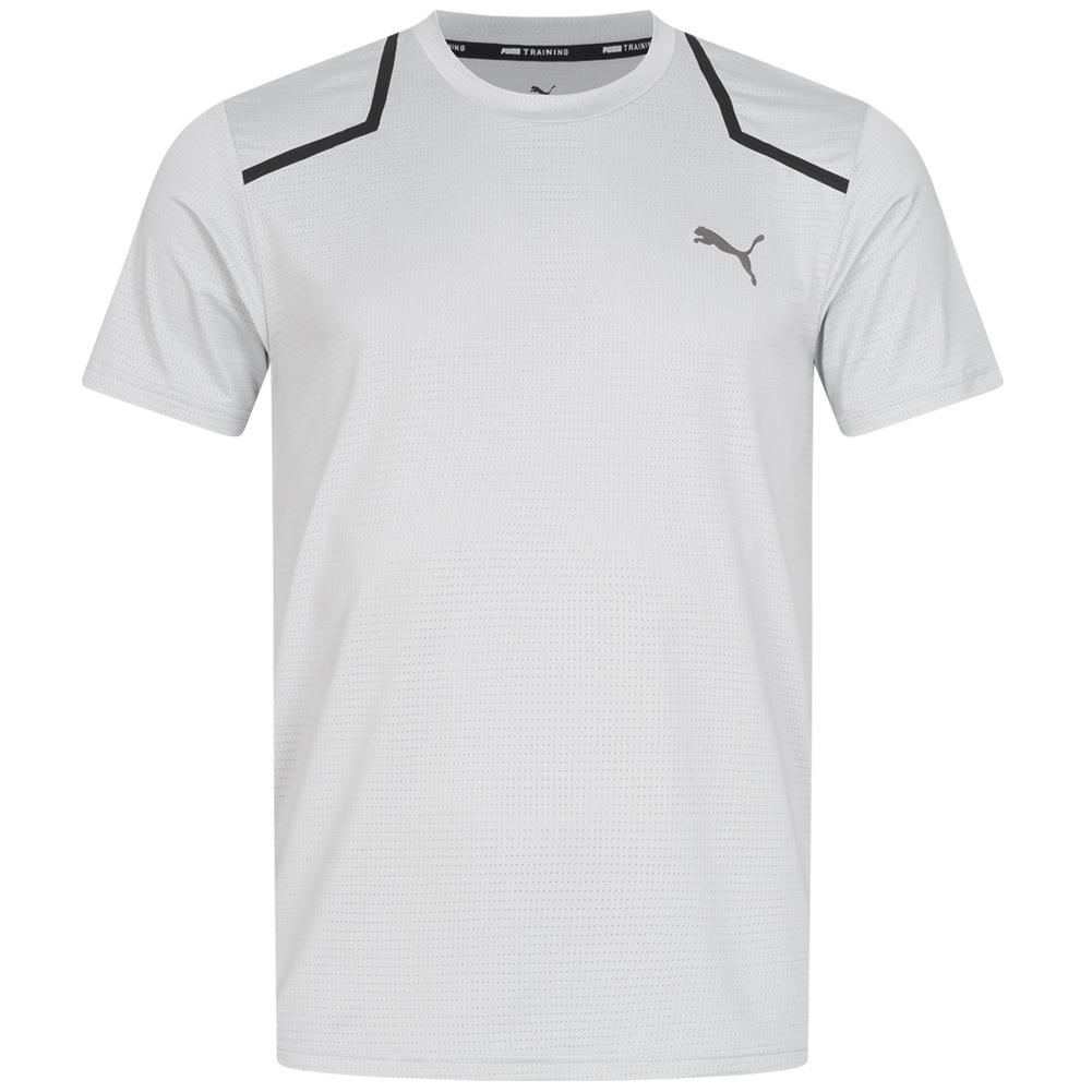 PUMA Power BND Hombre Camiseta de entrenamiento 519278-08