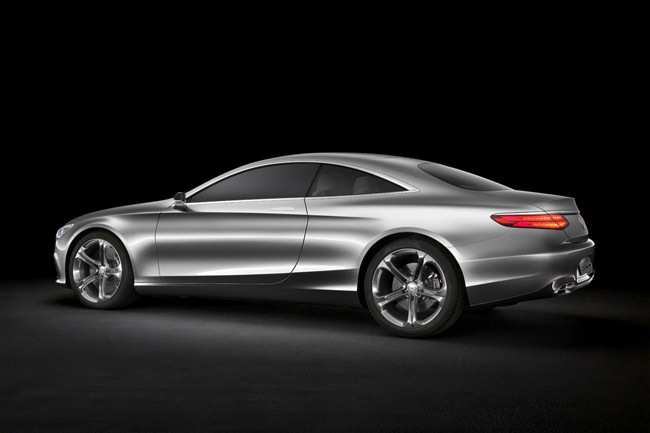Foto de Mercedes-Benz Clase S Coupe (1/7)