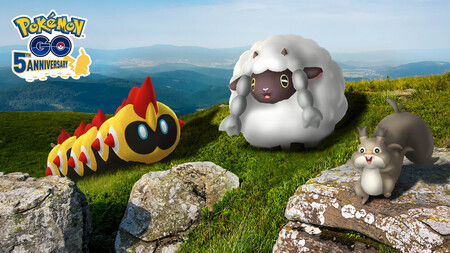 Pokémon GO: todas las misiones de la tarea de investigación temporal Ultrabonus Parte 3: Espada y Escudo