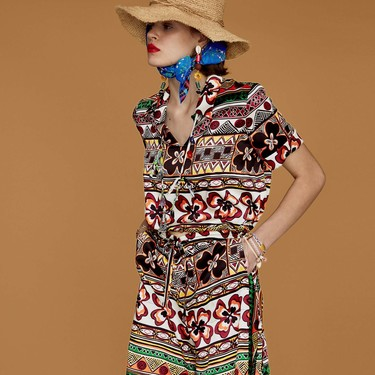 Las prendas estampadas (y a todo color) invaden la nueva colección de Zara. Estas son nuestras 25 piezas favoritas