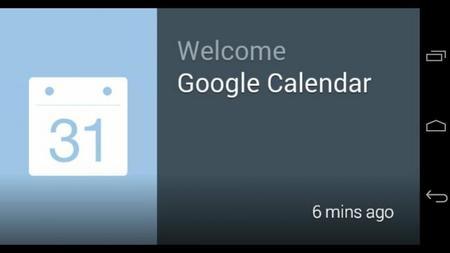 Glass Calendar 01