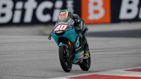 Binder Austria Moto3 2021