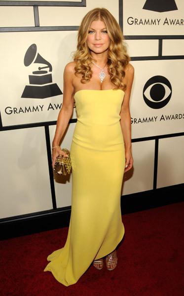Foto de La alfombra roja de los Grammys 2008 (1/6)
