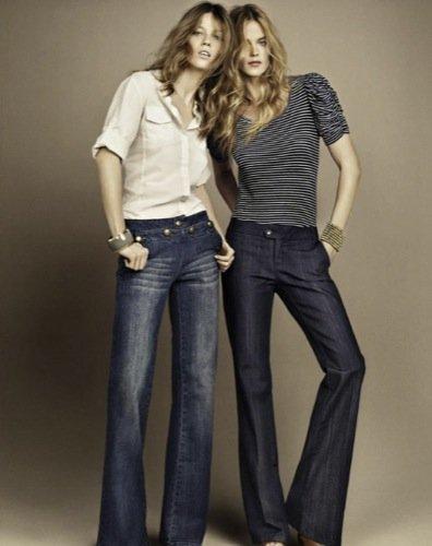 Mango, Otoño-Invierno 2010/2011: jeans