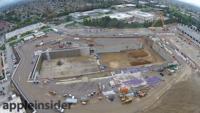"""Las obras del nuevo Campus ya se advierten en sus edificios secundarios además de la """"nave espacial"""""""