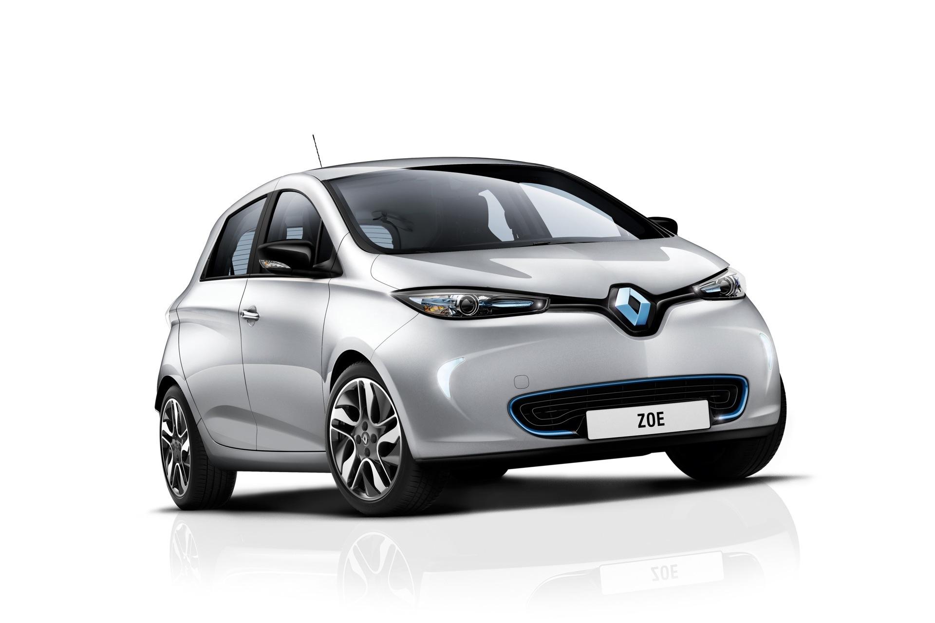 Foto de Renault ZOE (144/151)