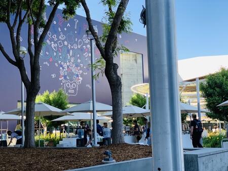 Foto de la entrada de la WWDC19, la última conferencia de desarrolladores presencial
