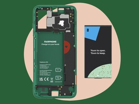 Fairphone 4 Bateria Extraible Caracteristicas