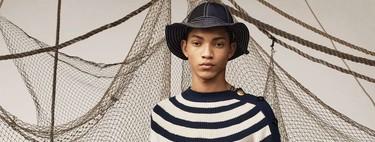 ¡Leven anclas! El estilo marinero se actualiza en la nueva colección Zara SRPLS