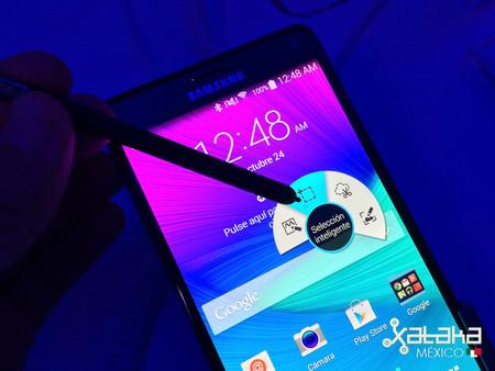 Samsung Galaxy Note 4 Mexico 05