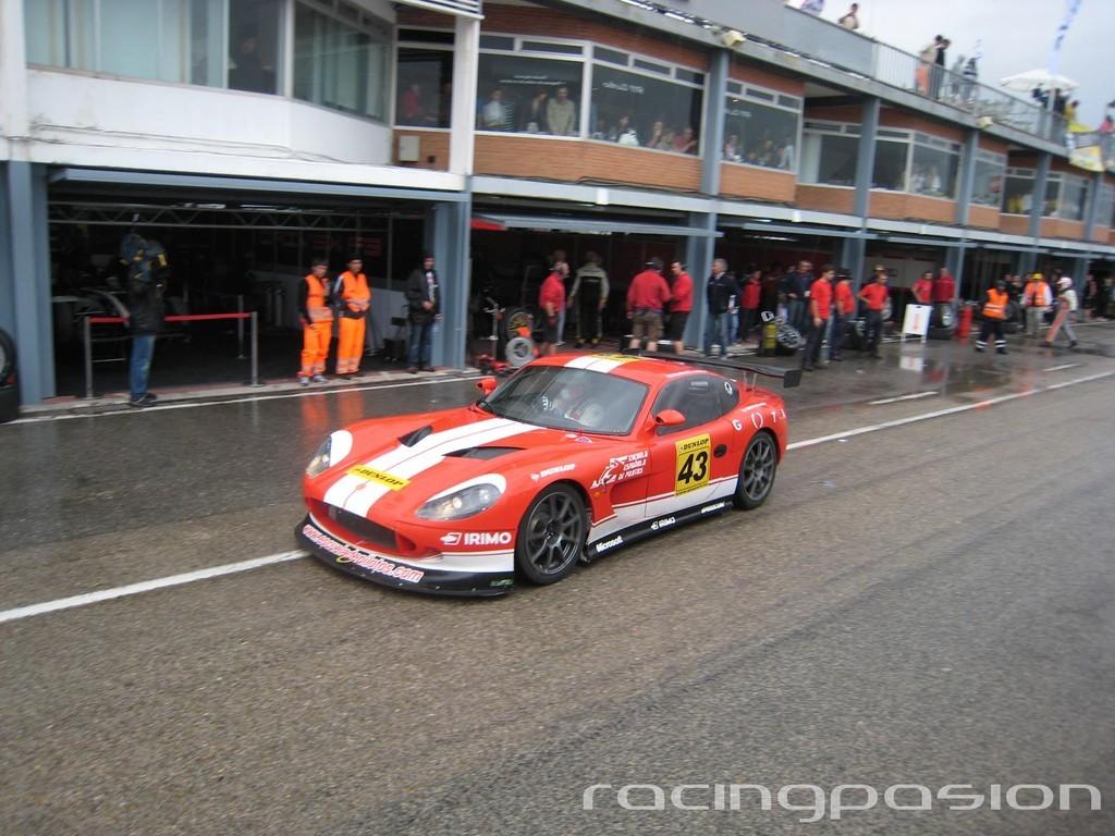 Foto de Campeonato de España de GT. Jarama 6 de junio (13/130)