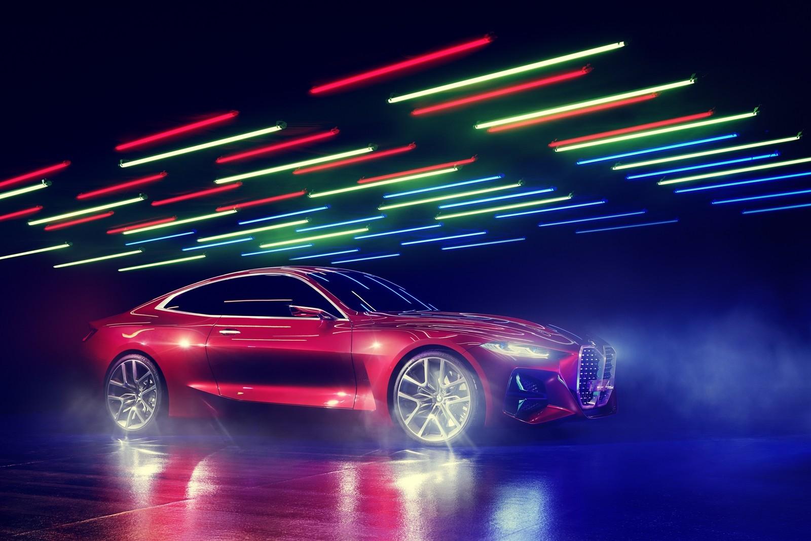 Foto de BMW Concept 4 (8/27)