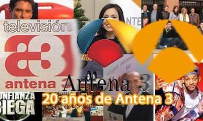 La historia de Antena 3, Especial 20 años