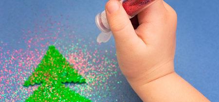 Parece inofensiva pero no lo es: la purpurina es muy peligrosa para los niños