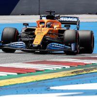 Carlos Sainz rozó el podio en el Red Bull Ring, pero perdió la batalla interna de McLaren contra Lando Norris