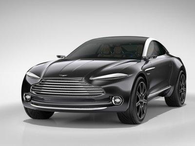 El Reino Unido quiere que Aston Martin produzca el DBX en unas instalaciones militares en Gales