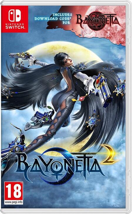 Bayonetta, juegos de Nintendo Switch de oferta en Amazon México