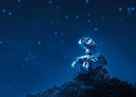 'Wall-E', cómo ver una película con la carne de gallina