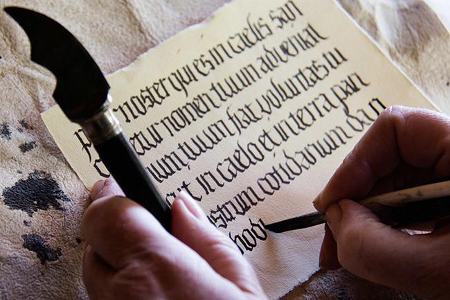 ¿Cuál es el equivalente medieval de tu trabajo?