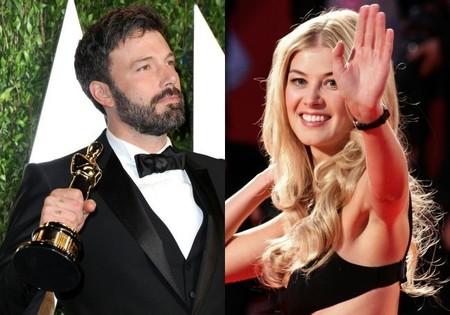 Ben Affleck y Rosamund Pike protagonizarán 'Gone Girl', lo nuevo de David Fincher