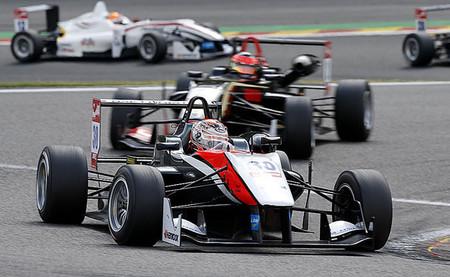 Max Verstappen 2014 Spa F3