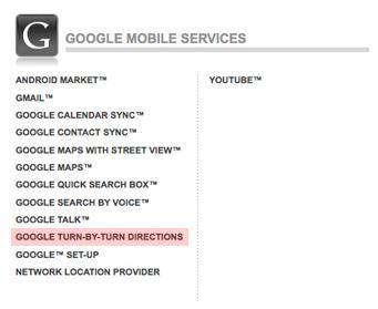 Google Navigator más cerca de lo que pensamos