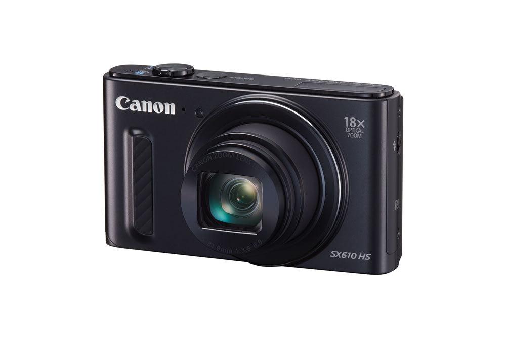 Foto de Nuevas cámaras PowerShot e Ixus de Canon (12/12)