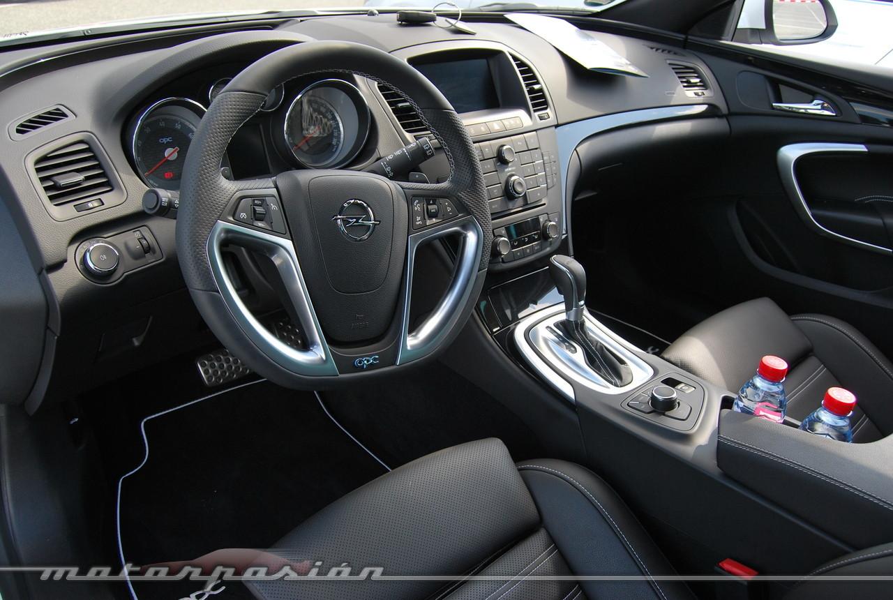 Foto de Opel Insignia OPC e Insignia OPC Unlimited (presentación) (21/40)