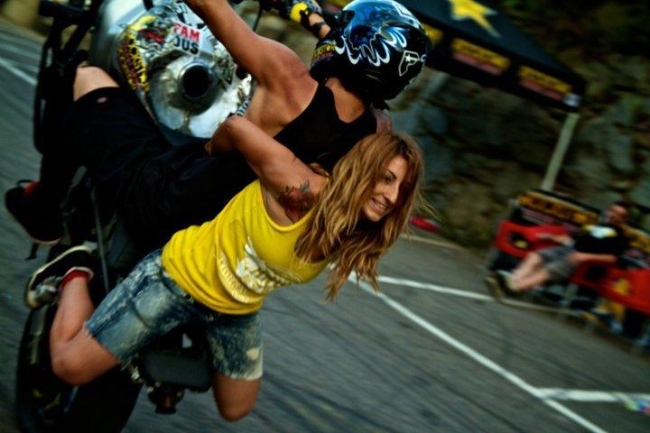 Foto de Éxito del primer campeonato de Freestyle Stunt Riding Encamp 2011 (13/18)
