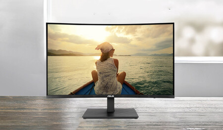 ASUS VA27VQSE: nuevo monitor con pantalla curva, Adaptive-Sync y certificado por  TÜV Rheinland