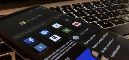 Microsoft Edge se actualiza para Android y ahora incluye AdBlock Plus para evitar el acoso de la publicidad más molesta