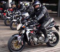 MV Agusta Brutale 1078RR: Toma de contacto en el Brutale on Tour