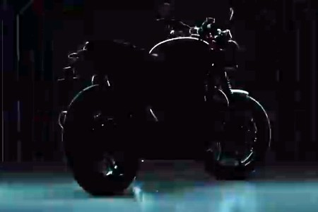 Triumph Speed Twin 2019 Teaser 1