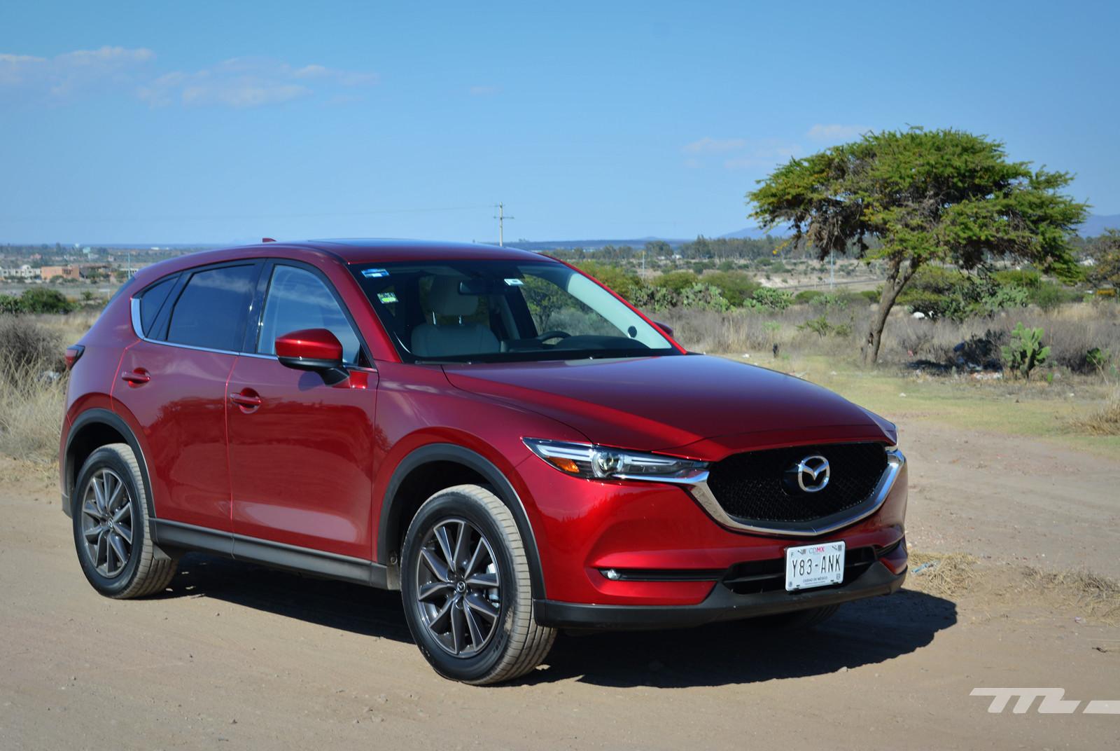Foto de Mazda CX-5 2018 (Prueba) (7/21)