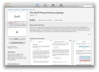 The Swift Programming Language, disponible en iBooks Store