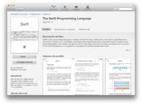 The Swift Programming Language, disponible en iBooks Store