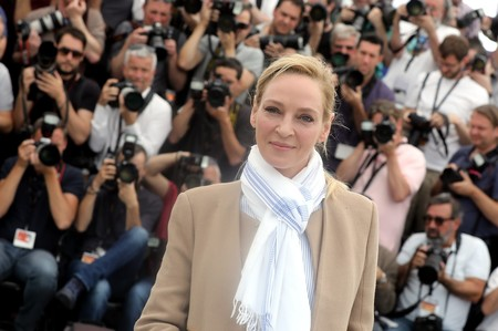 Uma Thurman sobre los abusos sexuales en Hollywood. No dice nada y lo dice todo