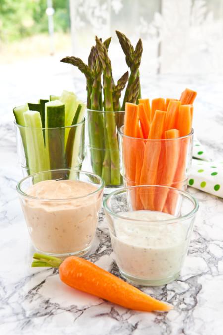 Lleva contigo snacks saludables
