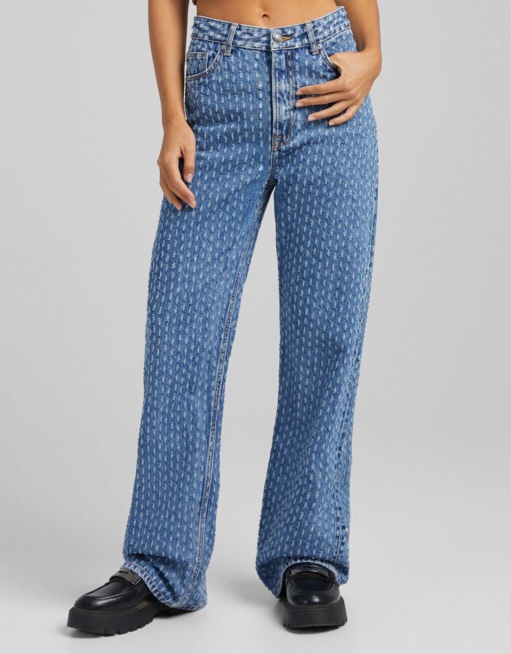 Jeans 90's estampados