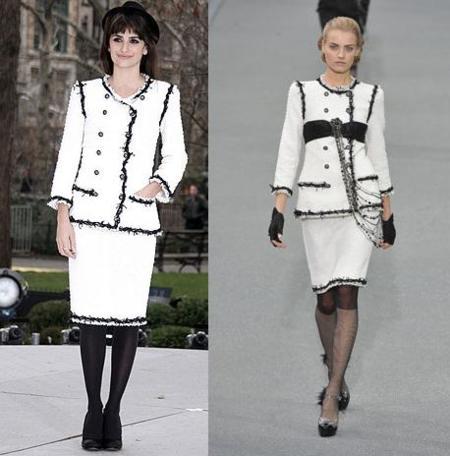 Penélope Cruz de Chanel en Nueva York ¿sí o no?