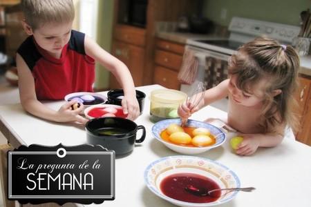 ¿Recuerdas cuál fue la primera receta que cocinaste? La pregunta de la semana