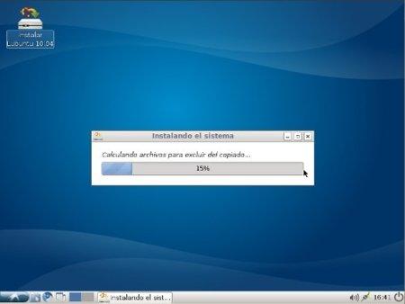 Lubuntu, versión ligera de Linux para equipos con pocos recursos
