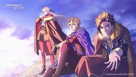 Edelgard, Dimitri, Claude y todos estos personajes serán jugables en la expansión En la boca del lobo de Fire Emblem: Three Houses